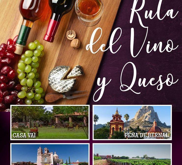 RUTA DEL VINO & QUESO