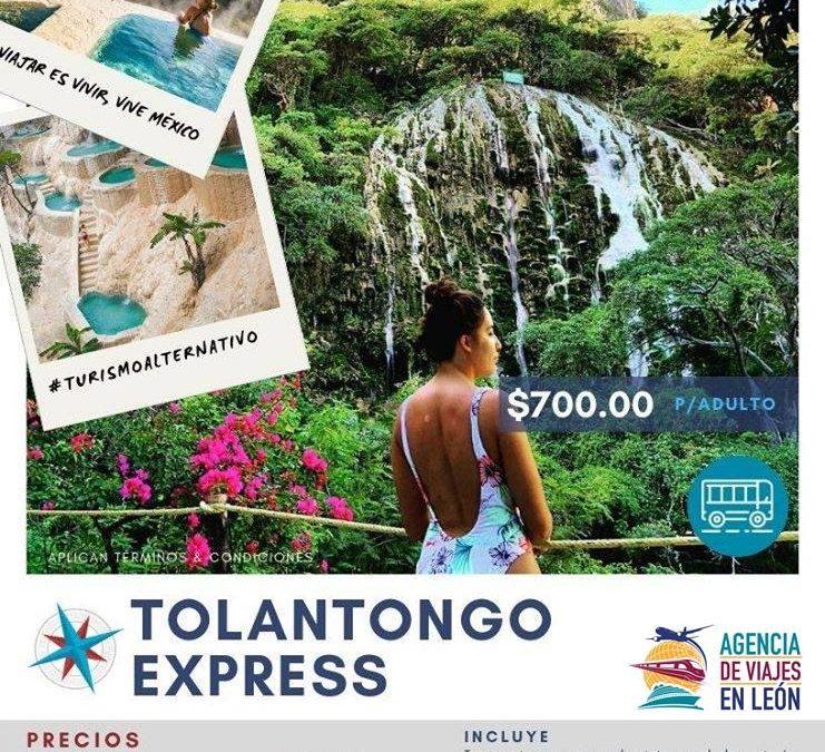 TOLANTONGO EXPRESS 2020